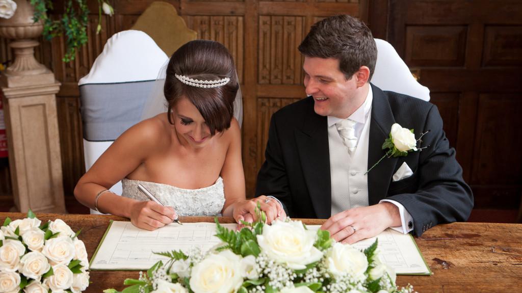 Signing register